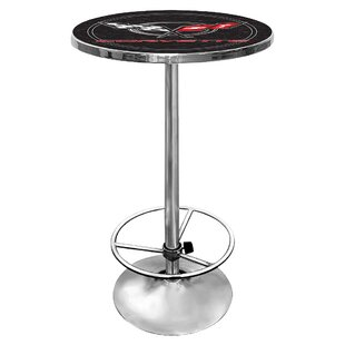 Corvette C5 Adjustable Pub Table Trademark Global