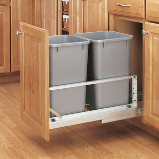 Rev-A-Shelf Double Pull out Trash Can