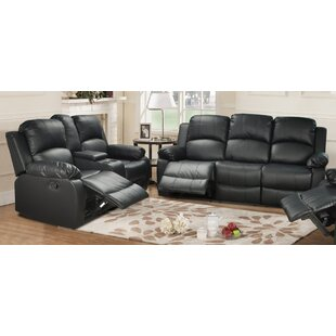 Antravious 2 Piece Reclining Living Room Set by Red Barrel Studio