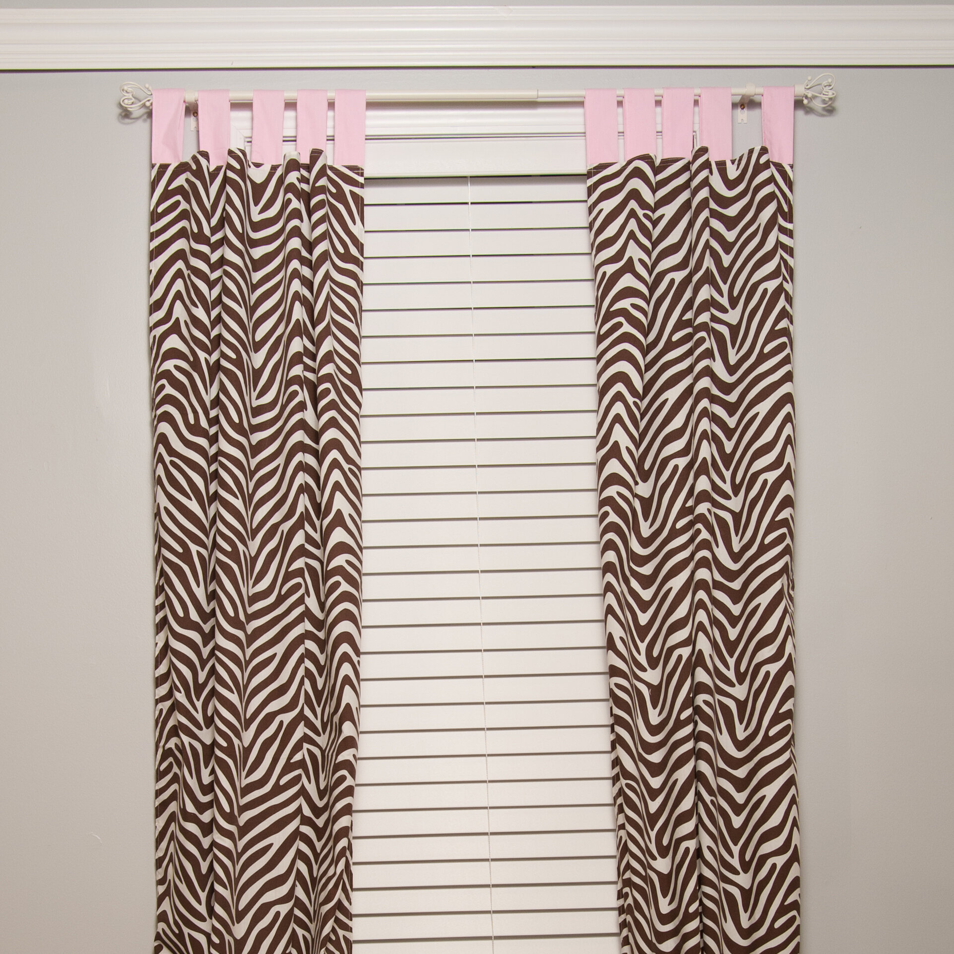 Tab Top Zoomie Kids Curtains Drapes You Ll Love In 2021 Wayfair