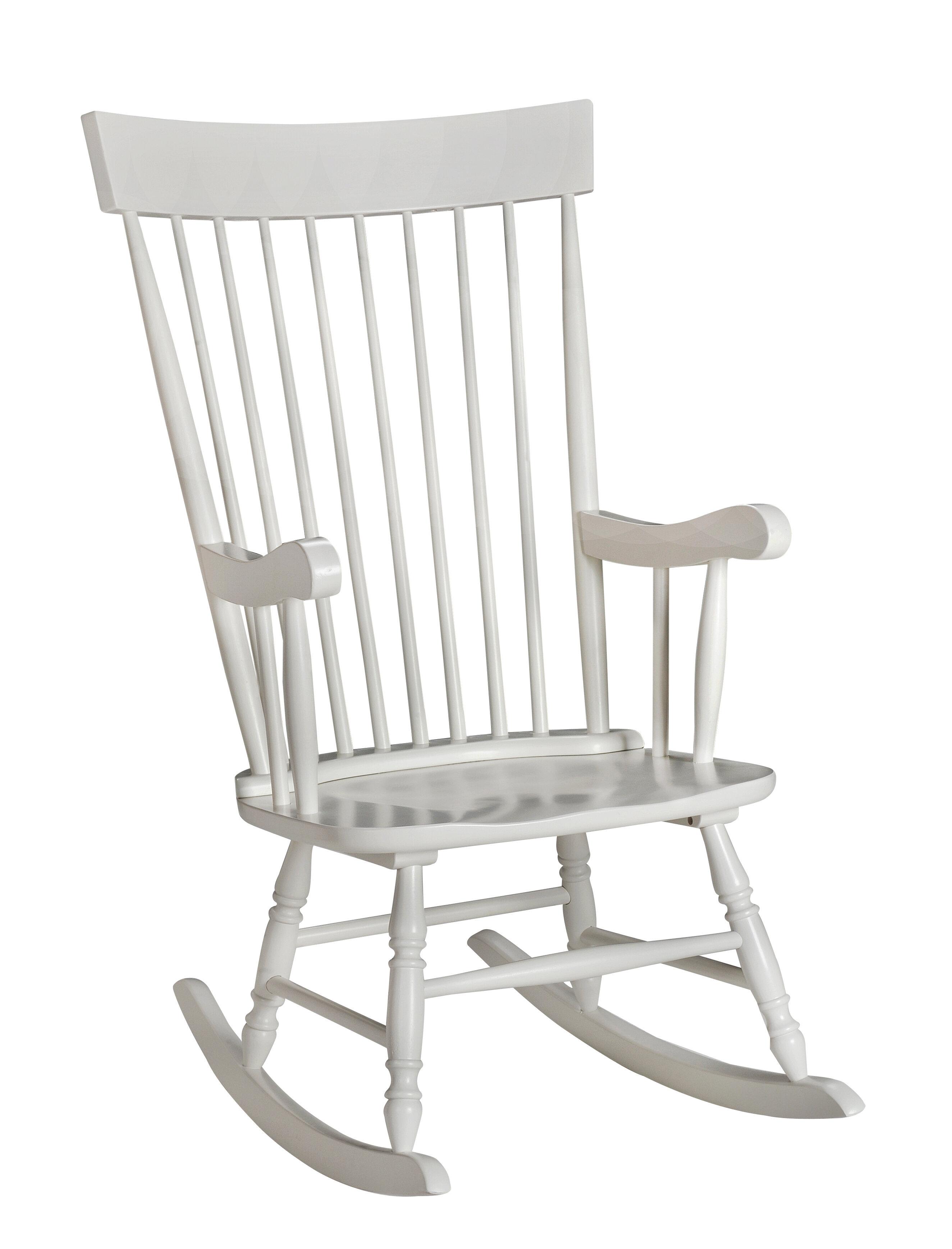 Darby Home Co Danvers Rocking Chair Reviews Wayfair