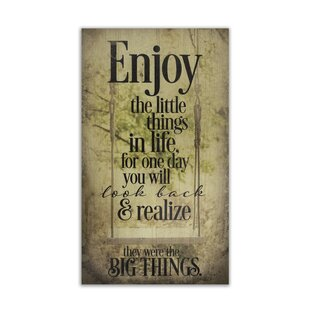 Inspirational Quotes Sayings Wall Art Youll Love In 2019 Wayfair