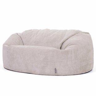 Hartford Bean Bag Sofa By Mercury Row