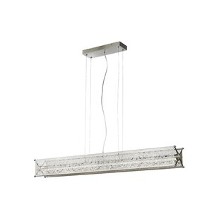 LBL Lighting Questa 1-Light LED Kitchen Island Pendant