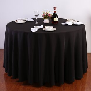 Beckham Thicken Round Tablecloth