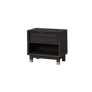 Randeep 1 Drawer Nightstand