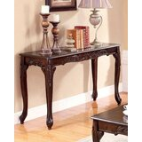 Minnick 17 Solid Wood Console Table by Darby Home Co