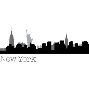 City Wall Decals Youll Love Wayfair - Wall decals city