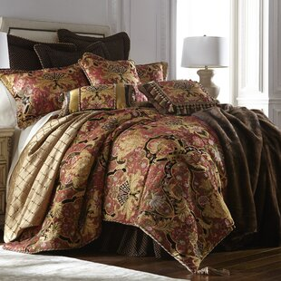Austin Horn Classics Ashley 4 Piece Comforter Set