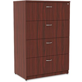 Essentials 4-Drawer Lateral Filing Cabinet