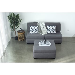 Anke Reversible Modular Sectional with Ottoman by Red Barrel Studio SKU:EC501121 Purchase