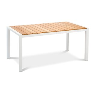Laub Teak Dining Table By Sol 72 Outdoor