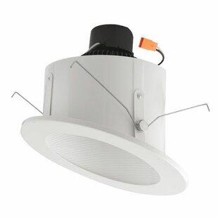 Elco Lighting Sloped Ceiling Baffle Inserts 6