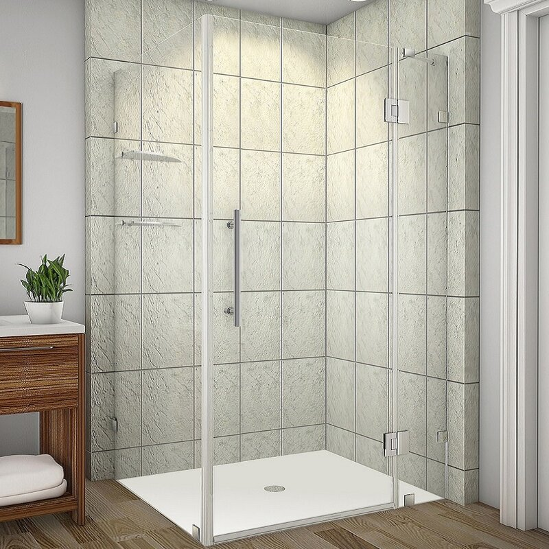 Aston Avalux Gs 42 X 72 Square Hinged Shower Enclosure The Best Gifts For Family