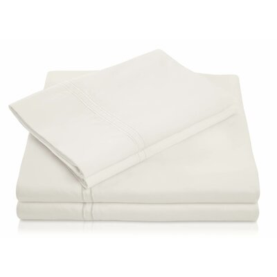 600 Thread Count Egyptian Quality Cotton Sheet Set Alwyn Home