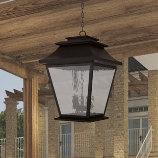 Darby Home Co Campfield 5-Light Outdoor Hanging Lantern