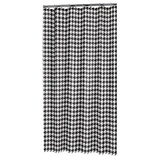 Houndstooth Single Shower Curtain