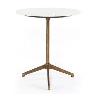 Riordan End Table By Everly Quinn