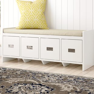 Whittenburg Upholstered Storage Bench