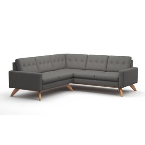 Luna Sectional Collection by TrueModern