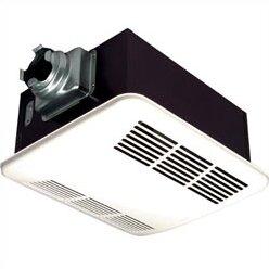 Bathroom Fan With Heater | Panasonic Whisperwarm 110 Cfm Bathroom Fan Heat Combination