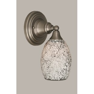 Schulz 1-Light Armed Sconce by..