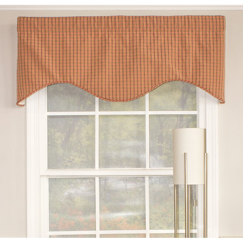 cornice window valance cornice board common check cornice 50 rlf home