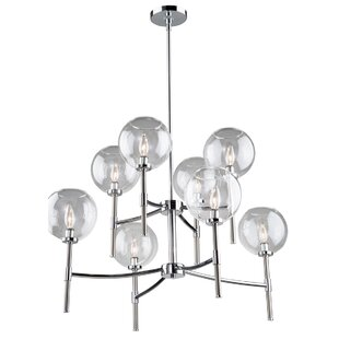 Orren Ellis Nik 8-Light Sh..