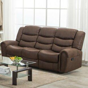 Shop Giunta Reclining Sofa by Red Barrel Studio