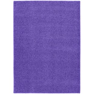 Best Tabitha Purple Indoor/Outdoor Area Rug By Threadbind