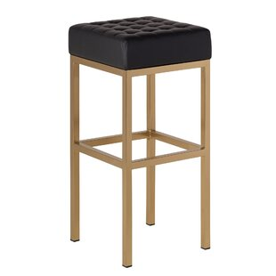 Castilla 30 Bar Stool Everly Quinn