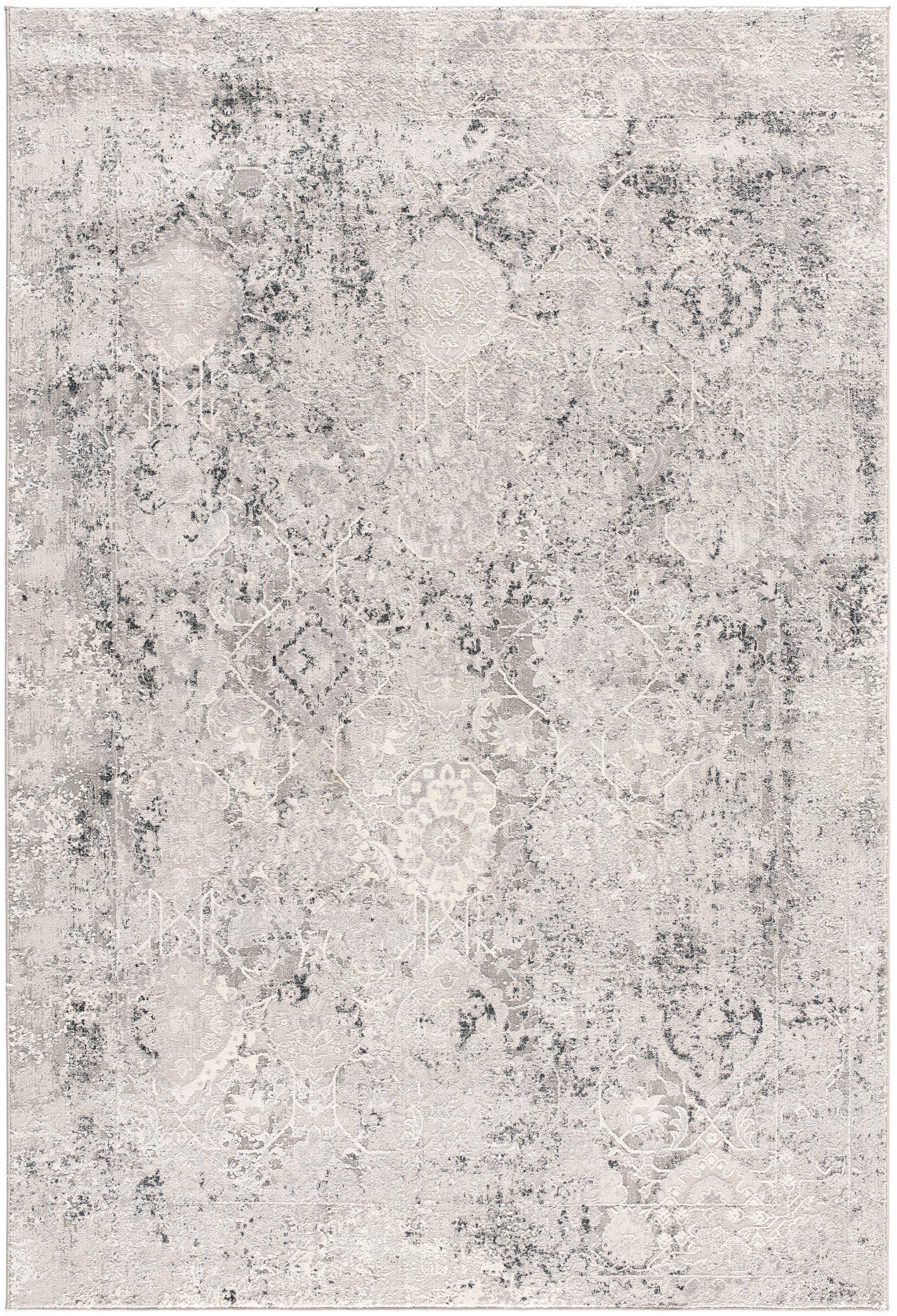 Ophelia Co Gainsborough Southwestern Gray Beige Area Rug Wayfair