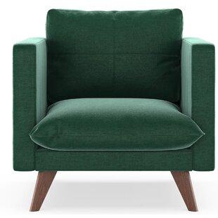 Cozart Armchair by Corrigan Studio