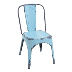Stacking Side Chair by Woodland Imports