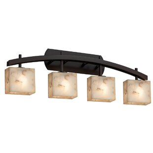 Rosecliff Heights Conovan 4-Light Vanity Light