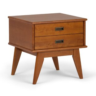 Halvorson End Table with Stora..
