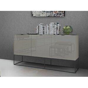 Vizzione Buffet Table by Casabianca Furniture