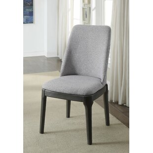 Beckles Upholstered Dining Chair (Set of 2) Brayden Studio