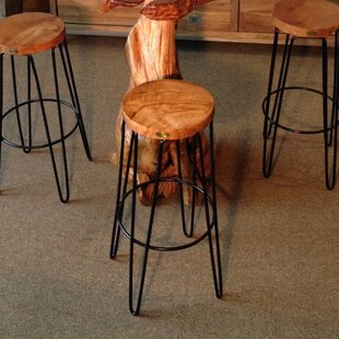 Bar Stool Chic Teak