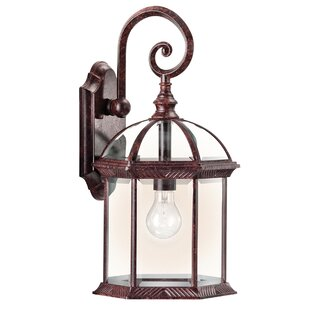Mulgrave 1-Light Outdoor Wall Lantern by Darby Home Co