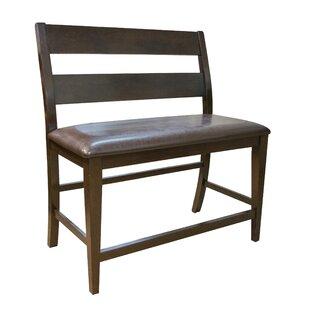 Gracie Oaks Arbyrd Upholstered Bench