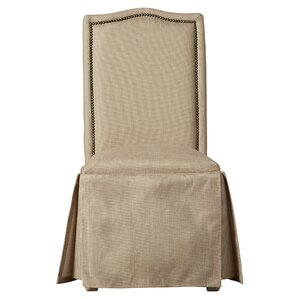 Alison Skirted Parson Chair (Set of 2) by Alcott Hill