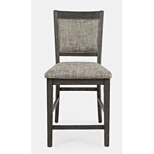 Berea Upholstered Counter 24 Bar Stool (Set of 2) Ivy Bronx