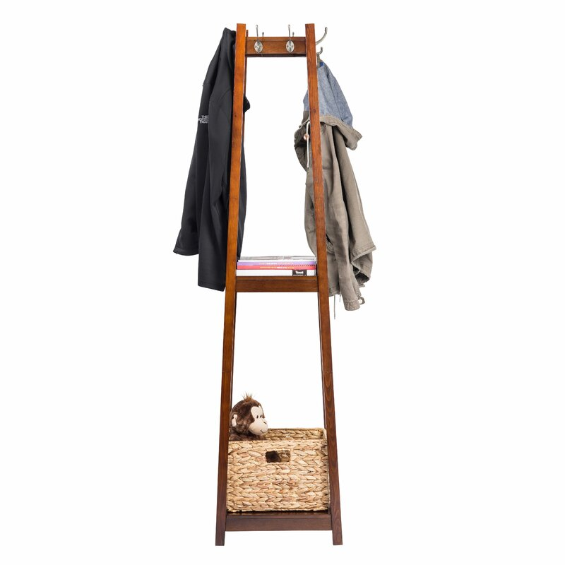Alcott Hill Miraloma Coat Rack