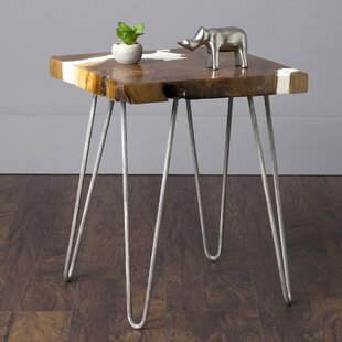Tomes End Table
