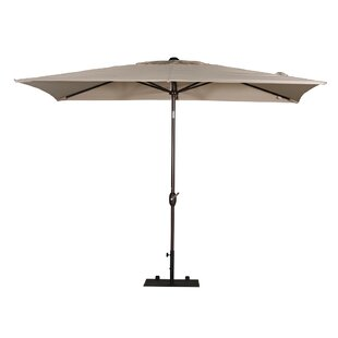 Abba Patio 10' X 6.5' Rectangular Market Umbrella