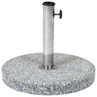 Stone Freestanding Umbrella Base By Symple Stuff
