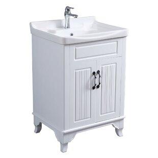 Maciel 24 Single Bathroom Vanity Set By Charlton Home