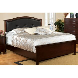 Irondale Upholstered Panel Bed by Darby Home Co