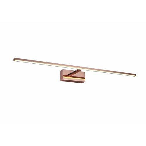 LED-Bilderleuchte 1-flammig Espada ModernMoments Farbe: Kupfer  Größe: 12 cm H x 41 cm B x 5 cm T   Lampen > Wandlampen   ModernMoments
